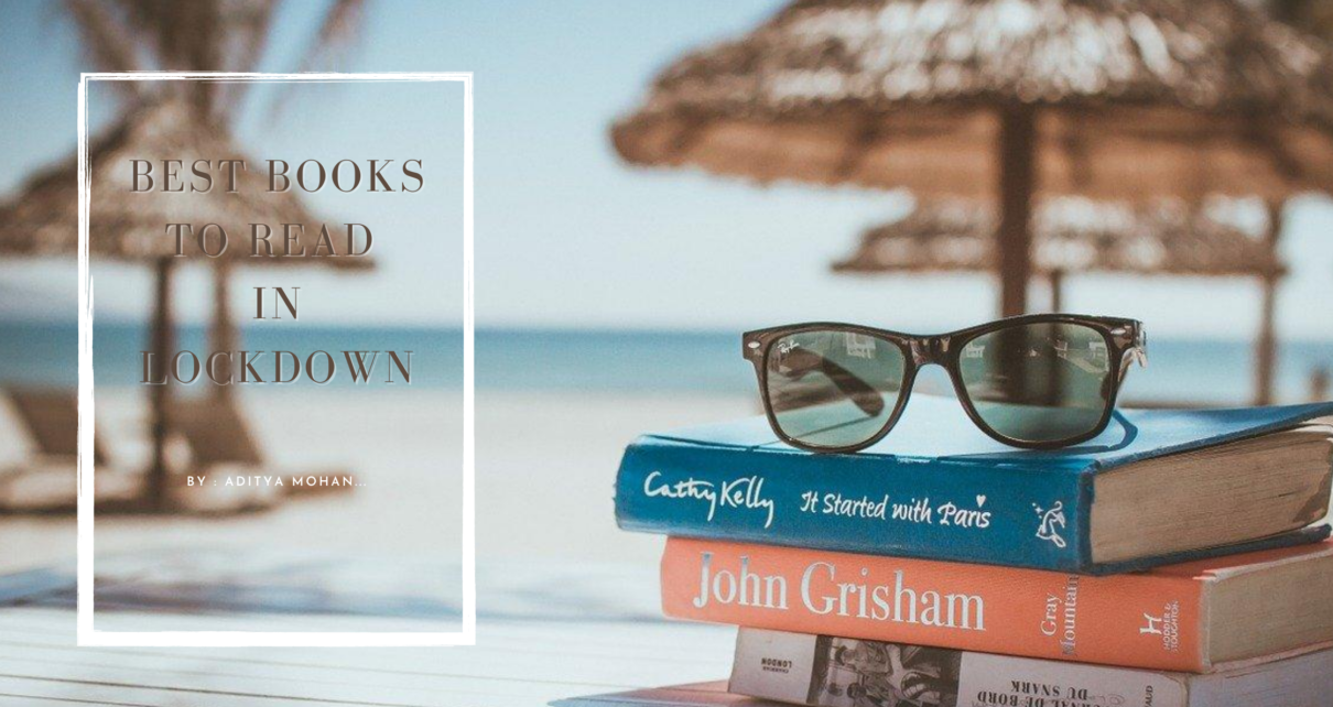 Best Books to read in 2020 lockdown